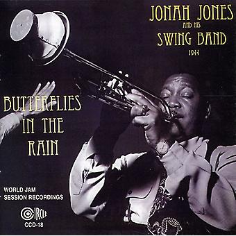 Jonah Jones & His Swing Band - 1944-Butterflies in the Rain [CD] USA import