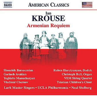 Armenian Requiem [CD] USA import