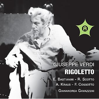 G. Verdi - Verdi: Rigoletto [CD] USA import