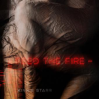 Kinnie Starr - Feed the Fire [CD] USA import