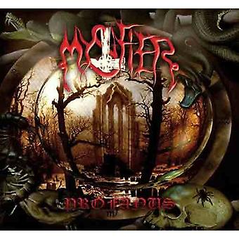 Mystifier - Profanus [CD] USA import