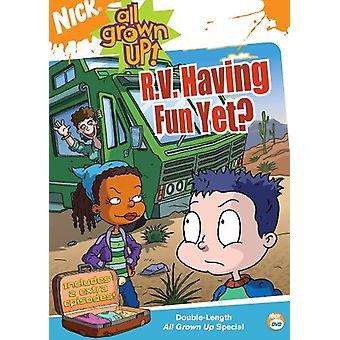 All Grown Up - Rv Having Fun Yet? [DVD] USA import