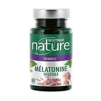 Kasvismelatoniini 60 kasviskapselia