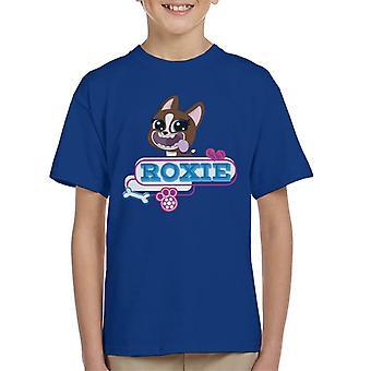 Littlest Pet Shop Roxie Tongue Hanging Out Kid's T-Shirt