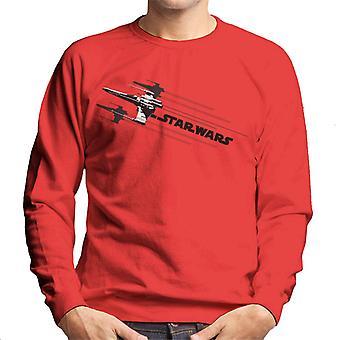 Star Wars X Wing Attack Men's Sweatshirt