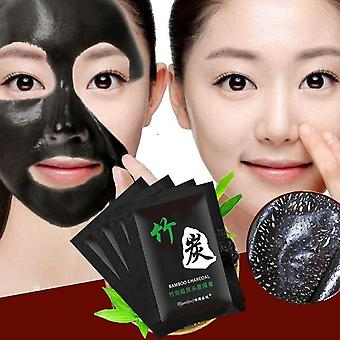 Blackhead Facial Masks - Deep Cleansing, Purifying Peel Off, Black Nud Facail