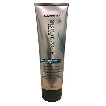 Matrix Biolage Keratindose Pro Keratin Silk Conditioner 8.5 OZ