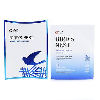 Bird's nest aqua fitting cell mask 242190 10x25ml/0.84oz