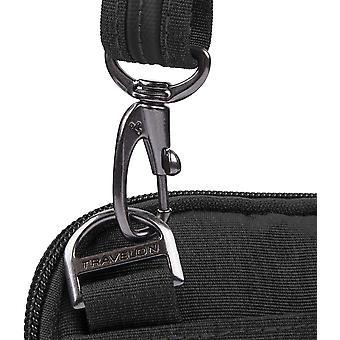 Travelon Anti-Theft Metro Stadium Mini Crossbody Cross Body Bag, Black, One S...