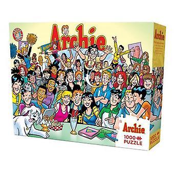 Cobble hill puzzel - de bende bij pop's