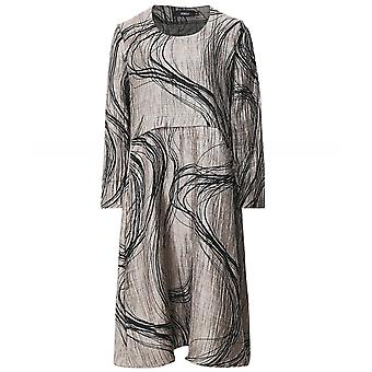 Ralston Dorian Swirl Maxi Dress