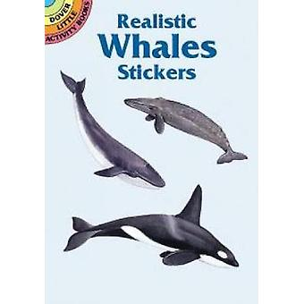 Realistic Whales Stickers by Sovak & Jan