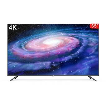 Original 65inche Borderless Full Screen Real 4k Hdr Tv Set, Memory Ai Metal