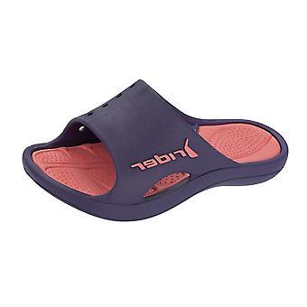 Rider Bay III Kids Sandals / Flip Flops - Purple Coral