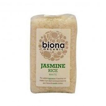 Biona - Org White Jasmine Rice 500g