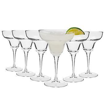 Bormioli Rocco Ypsilon Margarita Glass Cocktail Glasses Set - 330ml - Pack of 6