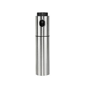 Stainless Steel Oil Spray Bottle Barbecue - Water  Vinegar Sprayer
