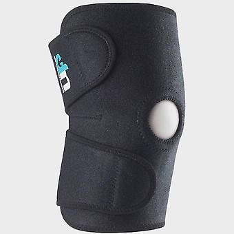 New Ultimate Perfor Ultimate Open Patella Knee Support Black