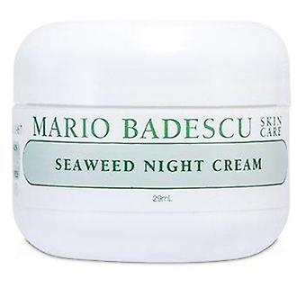 Seaweed Night Cream - For Combination or  Oily or  Sensitive Skin Types 29ml or 1oz