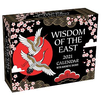 Wisdom of the East 2021 Mini DaytoDay Calendar by Andrews McMeel Publishing