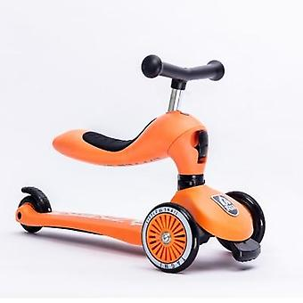 3-in-1 Balance Bike Three-wheel Scooter Outdoor Tricycle Toys For Baby