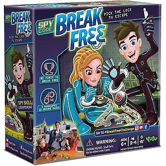 Break free spy game