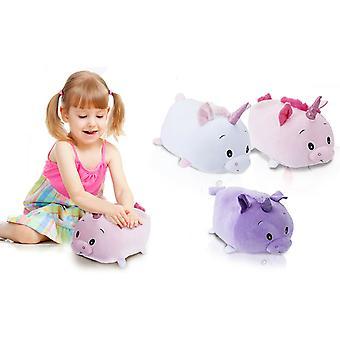 PMS 30cm Så mjuk squishy/ Roly Poly Unicorn Leksak med olika färger