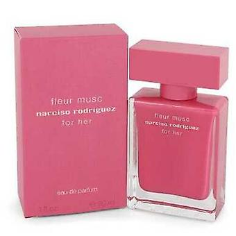 Narciso Rodriguez Fleur Musc Por Narciso Rodriguez Eau De Parfum Spray 1 Oz (feminino) V728-545219