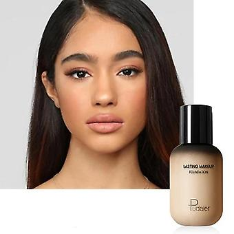 Face Foundation Liquid Cream - Base Concealer Kosmetiska