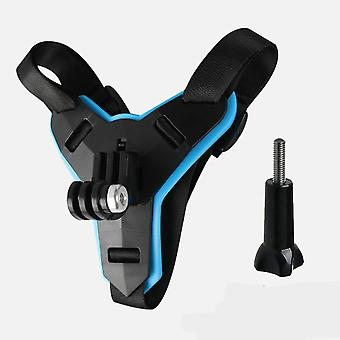 Motorcycle Helmet Chin, Stand Mount Holder