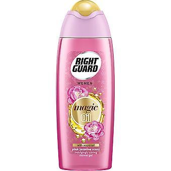 Right Guard Shower Gel - Magic Oil