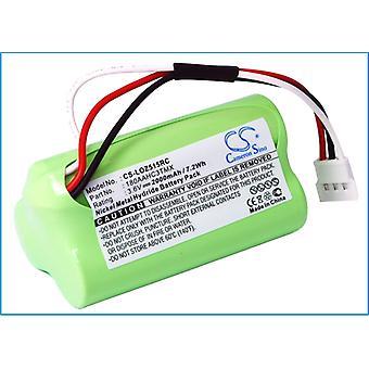 Battery for Logitech Z515 Wireless Speaker 180AAHC3TMX CS-LOZ515RC 2000mAh NEW