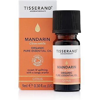 Tisserand Aromatherapy Mandarin Organic Essential Oil 9ml