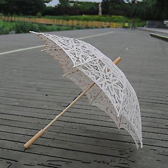 Parasolikirjonta morsian / häävarjo, Mariage koristeellinen