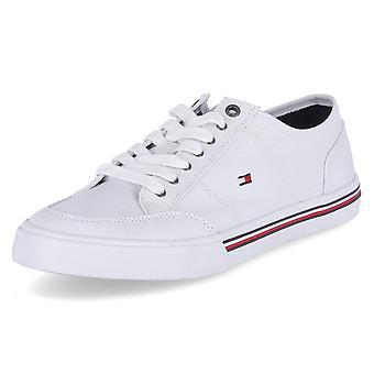 Tommy Hilfiger Core Corporate FM0FM03390YBR universal miesten kengät ympäri vuoden