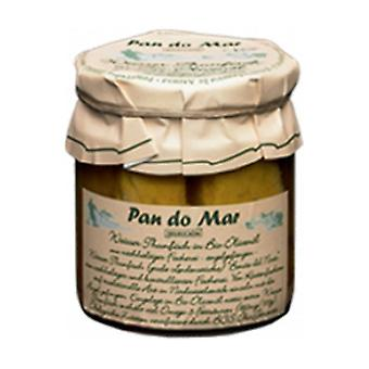 Mackerel Fillets in Organic Olive Oil 250 g