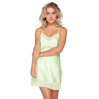 LingaDore 6011CH-274 Women's Butterfly Green Chemise