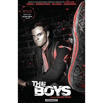 The Boys Omnibus Vol 3  Photo Cover Edition