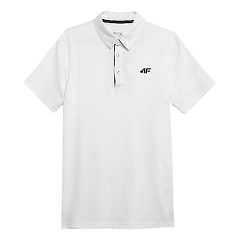 4F TSMF080 H4L21TSMF08010S uniwersalna koszulka męska