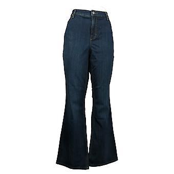Gloria Vanderbilt Women's Jeans Mid-Rise Bootcut Jean Blue