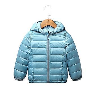 Children Winter Jacket, Ultra Light Down Baby Hooded Outerwear Coat
