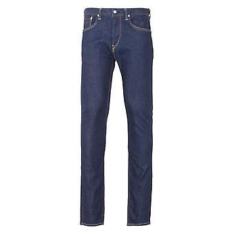 Edwin Made In Japan Slim Tapered Jeans - Blue