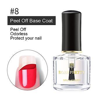 Acuarela tinta clavo esmalte color floreciente efecto rápido arte de uñas secas