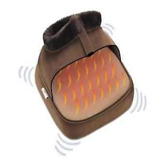Two-in-one Heating Massage Boots Heating Massage Shoes Foot Warmer