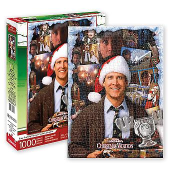 National lampoon's christmas vacation 1000pc puzzle