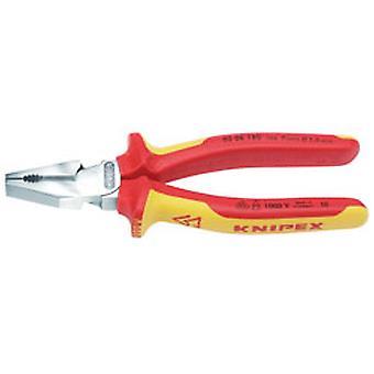 Knipex 49169 225mm VDE helt isolerad hög belåning kombinationen tång