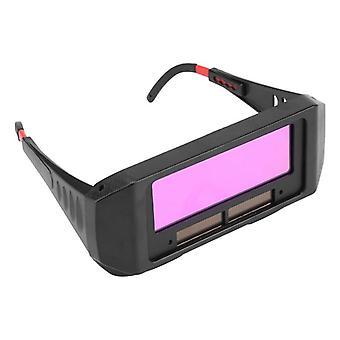 Ochelari de protecție pentru sudare automată solară