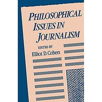 Filosofiske problemstillinger i journalistikken