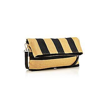 The Handbag Edit Clutch/Crossbody - Women's Clutch, Multicolored, 4x32x18 cm (W x H L)