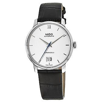 Mido watch baroncelli big date m027.426.16.018.00
